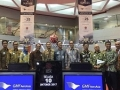 GMF AeroAsia Officially Listed on the Indonesia Stock Exchange