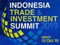 Visit the Indonesia Trade Investment Summit 2019 in Jakarta