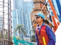 Construction Sector of Indonesia Feels Impact of Economic Challenges