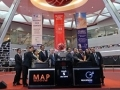 MAP Aktif Adiperkasa Makes Trading Debut on Indonesia Stock Exchange