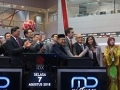 MD Pictures Makes Trading Debut on the Indonesia Stock Exchange