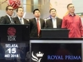 IPO News: Royal Prima's Trading Debut on Indonesia Stock Exchange