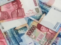 Indonesia Rupiah Exchange Rate Down due to China's Slowing Growth