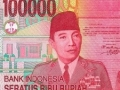 Downward Spiral Indonesian Rupiah; Falls Beyond 13,200 per USD
