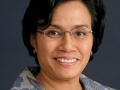Indonesian Finance Minister Sri Mulyani Talks Economic Growth