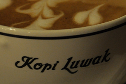 Coffee in Indonesia