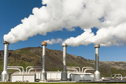 Indonesian Government Tries to Lure Investment in Geothermal Power