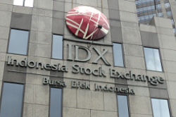 Indonesia's Benchmark Stock Index Down amid Negative Market Sentiments
