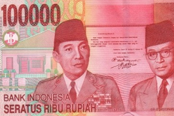 A Strong End of the Week for the Indonesian Rupiah Exchange Rate